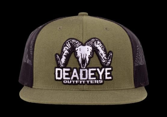 MP Patch deadeye hat
