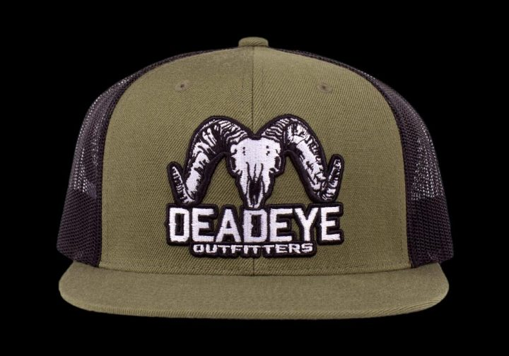 MP Patch deadeye hat