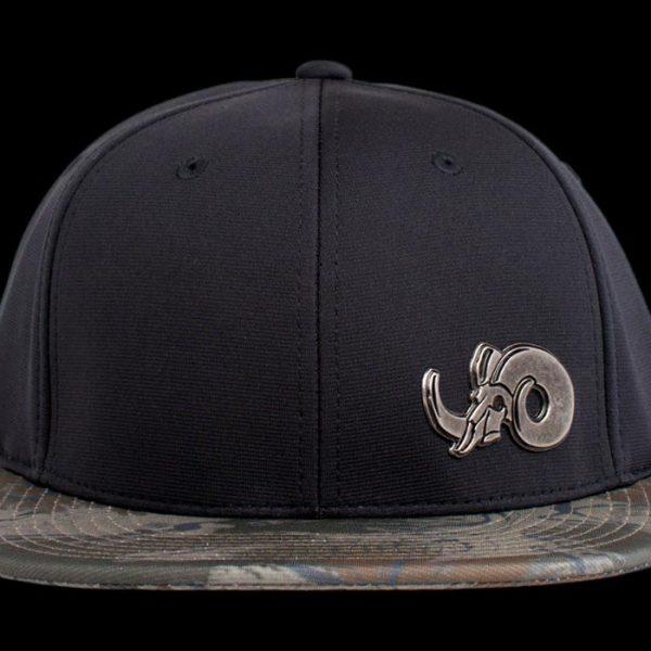 Metal Ram deadeye hat