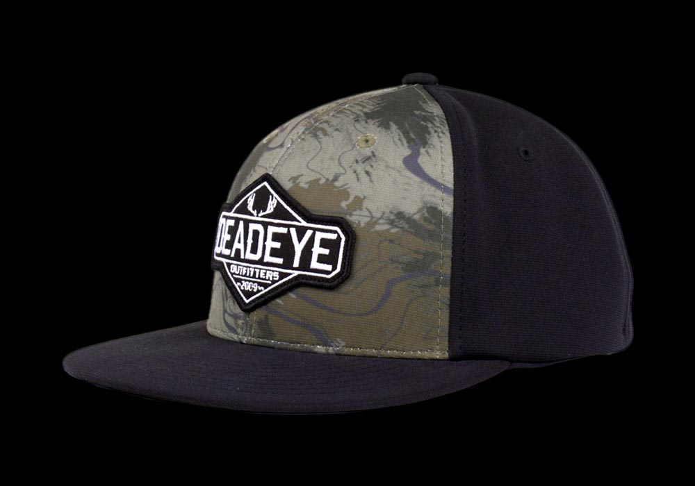 Vintage deadeye hat