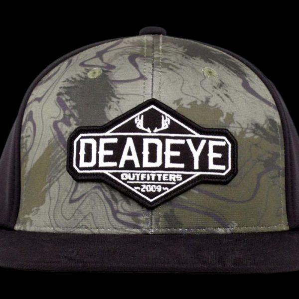 Vintage deadeye hat